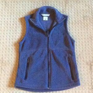 Columbia Fleece Vest - Women's Size S - EXC COND